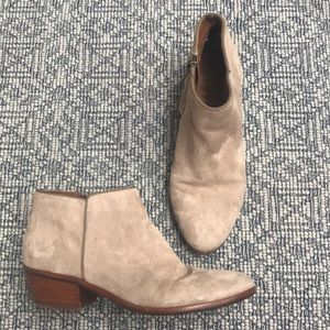 Sam Edelman Petty Booties size 6.5